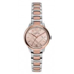 Buy Burberry Women's Watch The Classic Round BU10117