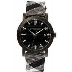 Buy Burberry Men's Watch The City Nova Check BU1377