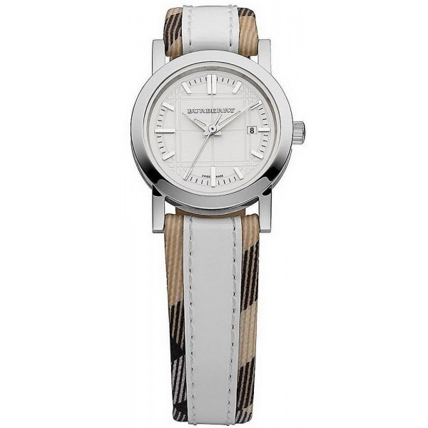 Buy Burberry Women's Watch Heritage Nova Check BU1395