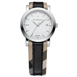 Burberry Women's Watch Heritage Nova Check BU1396
