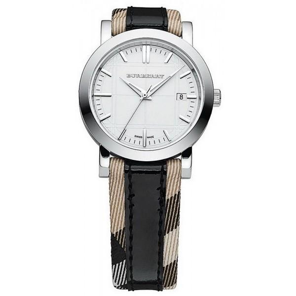 Buy Burberry Women's Watch Heritage Nova Check BU1396