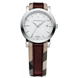 Buy Burberry Women's Watch Heritage Nova Check BU1397