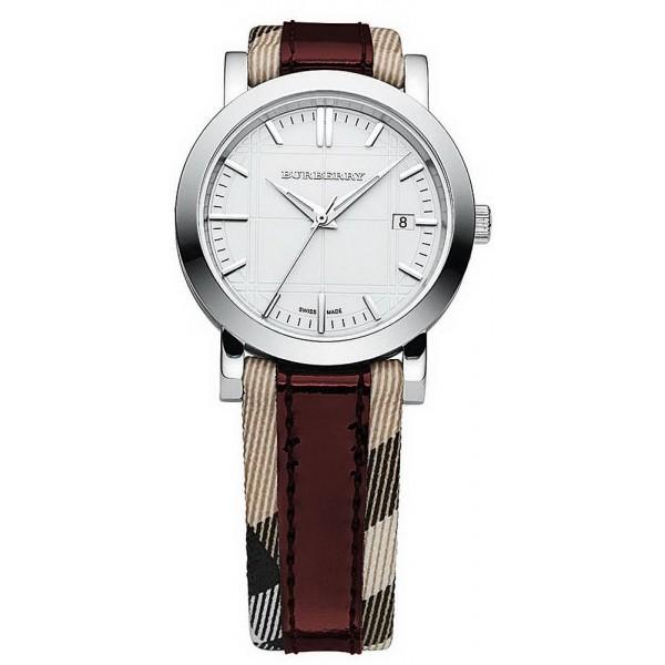 Buy Burberry Women's Watch Heritage Nova Check BU1397