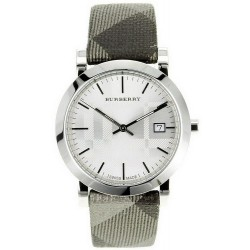 Buy Burberry Unisex Watch The City Nova Check BU1869