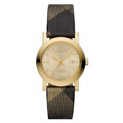 Burberry Women's Watch The City Nova Check BU1875