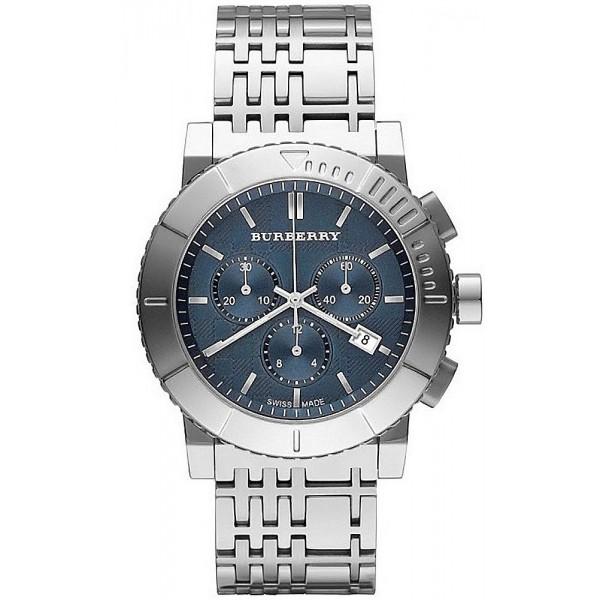 Buy Burberry Men's Watch Trench BU2308 Chronograph