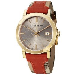 Burberry Women's Watch Heritage Nova Check BU9016
