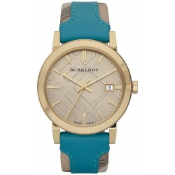 Burberry Women's Watch Heritage Nova Check BU9018