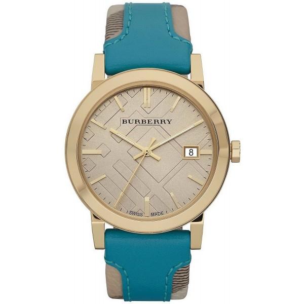 Buy Burberry Women's Watch Heritage Nova Check BU9018