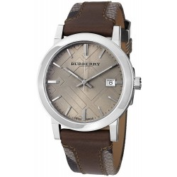 Burberry Unisex Watch Heritage Nova Check BU9020