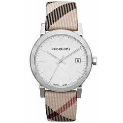 Burberry Unisex Watch The City Nova Check BU9022
