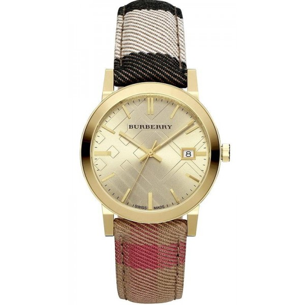 Buy Burberry Women's Watch The City BU9041