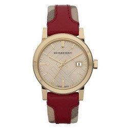 Burberry Women's Watch Heritage Nova Check BU9111