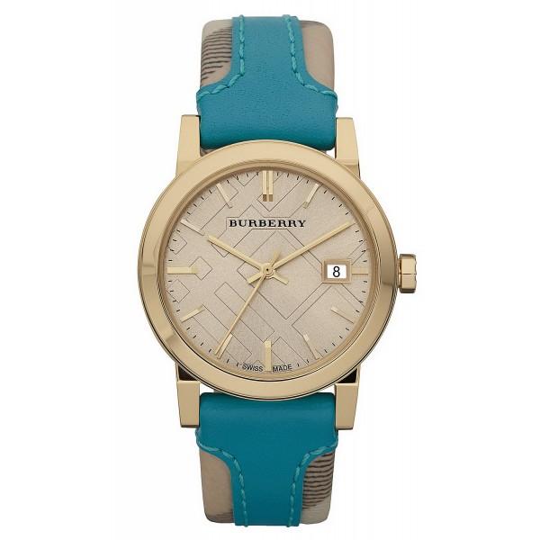 Buy Burberry Women's Watch Heritage Nova Check BU9112