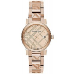 Buy Burberry Women's Watch The City BU9146