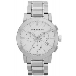 Buy Burberry Men's Watch The City Chronograph BU9350