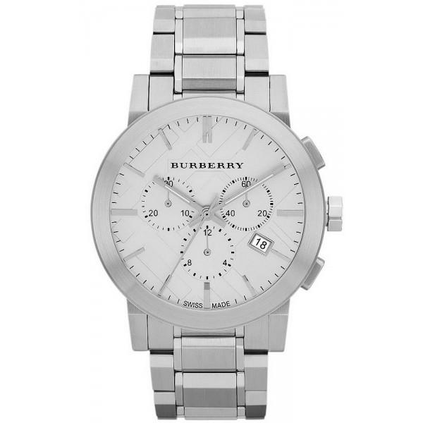 Buy Burberry Men's Watch The City Chronograph BU9350