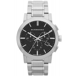 Buy Burberry Men's Watch The City Chronograph BU9351