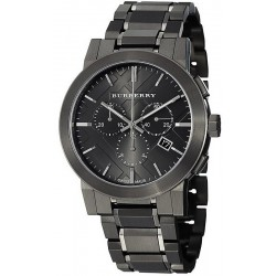 Buy Burberry Men's Watch The City Chronograph BU9354