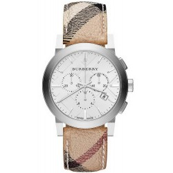 Buy Burberry Men's Watch The City Haymarket BU9360 Chronograph