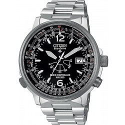 Buy Citizen Men's Watch Promaster Nighthawk Radio Controlled AS2020-53E