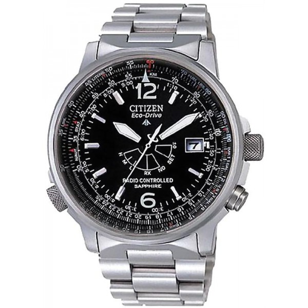 Buy Citizen Men's Watch Promaster Radio Controlled Titanium AS2031-57E
