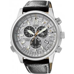 Citizen Men's Watch Chrono Eco-Drive Radio Controlled AS4020-44H