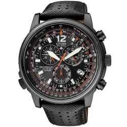 Buy Citizen Men's Watch Chrono Eco-Drive Radio Controlled AS4025-08E