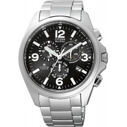 Citizen Men's Watch Promaster Chrono Radio Controlled Titanium AS4030-59E