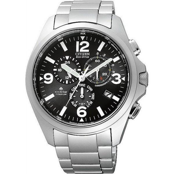Buy Citizen Men's Watch Promaster Chrono Radio Controlled Titanium AS4030-59E