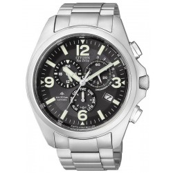 Citizen Men's Watch Promaster Chrono Radio Controlled AS4041-52E