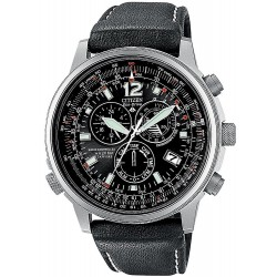 Citizen Men's Watch Chrono Eco-Drive Radio Controlled Titanium AS4050-01E