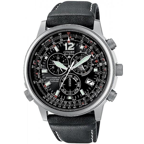 Buy Citizen Men's Watch Chrono Eco-Drive Radio Controlled Titanium AS4050-01E
