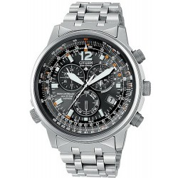 Citizen Men's Watch Chrono Eco-Drive Radio Controlled Titanium AS4050-51E