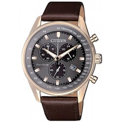 Citizen Men's Watch Chrono Eco-Drive AT2393-17H