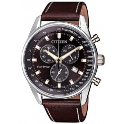 Citizen Men's Watch Chrono Eco-Drive AT2396-19X