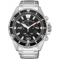 Citizen Men's Watch Chrono Sport Eco-Drive AT2430-80E