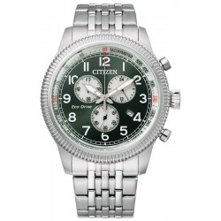 Citizen Men's Watch Aviator Chrono Eco Drive AT2460-89X