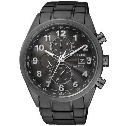 Citizen Men's Watch Chrono Eco-Drive Radio Controlled AT8018-56E
