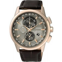 Citizen Men's Watch Radio Controlled Chrono Evolution 5 AT8113-12H