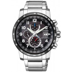 Citizen Men's Watch Radio Controlled H800 Sport Eco-Drive AT8124-83E