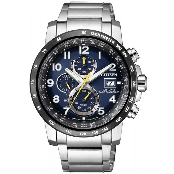 Buy Citizen Men's Watch Radio Controlled H800 Sport Eco-Drive AT8124-91L