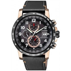 Citizen Men's Watch Radio Controlled H800 Sport Eco-Drive AT8126-02E