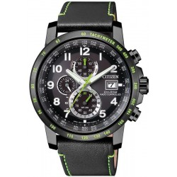 Citizen Men's Watch Radio Controlled H800 Sport Eco-Drive AT8128-07E