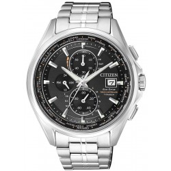 Citizen Men's Watch Radio Controlled H800 Eco-Drive Titanium AT8130-56E