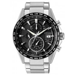 Citizen Men's Watch Radio Controlled H800 Titanium Eco-Drive AT8154-82E