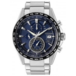 Citizen Men's Watch Radio Controlled H800 Titanium Eco-Drive AT8154-82L