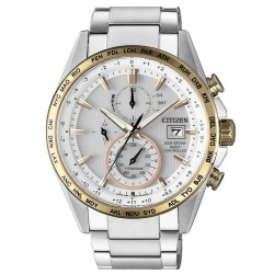 Citizen Men's Watch Radio Controlled H800 Titanium Eco-Drive AT8156-87A