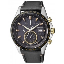 Citizen Men's Watch Radio Controlled H800 Titanium Eco-Drive AT8158-14H