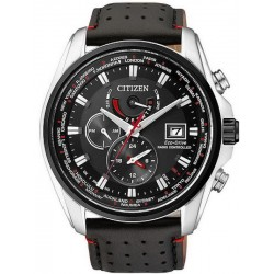 Citizen Men's Watch Radio Controlled Chrono Eco-Drive AT9030-04E